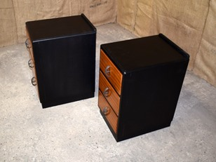 Art Deco Bedside Chest