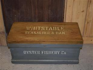 Whitstable Painted Box