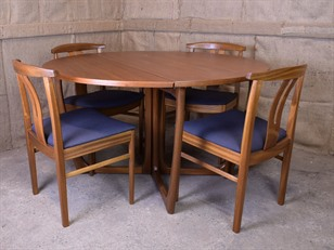 Beithcraft Teak Dining Set